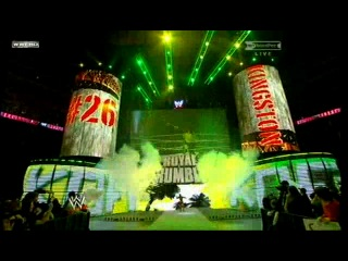 Just Wrestling | WWE Royal Rumble 2011 Part 2...